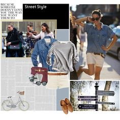 """""""Street style!!"""" by helena-d33 on Polyvore"""