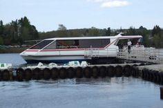 bateau-mouche Morvan