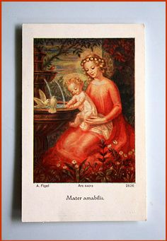 Mother Most Amiable
