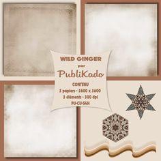 Wild Ginger - CU