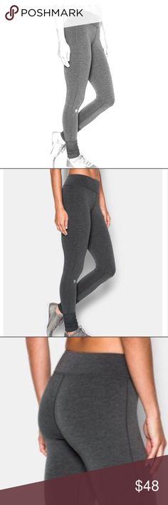 Under Armour Black UA cold gear size SM pants Black size SM under Armour comfortable pants Under Armour Pants Track Pants & Joggers