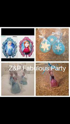 Z & P Fabulous Party