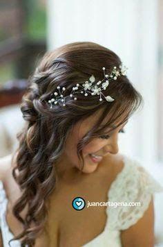 Peinados para novias ~ Mi fiesta inolvidable
