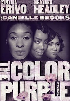 THE COLOR PURPLE The Musical, now at Broadway's Jacobs Theatre. Official site for THE COLOR PURPLE tickets, news, photos and videos. Get tickets now!