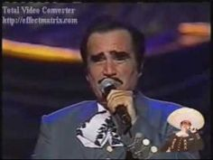 mi querido viejo vicente fernandez dedicated to my father Valentin !