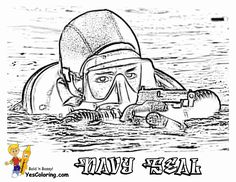 Memorial Day Army Coloring! Soldier! Tell Other Kids You Found ...