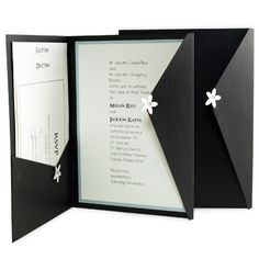 Thinking about making something similar to this for our wedding invitations, Any thoughts?