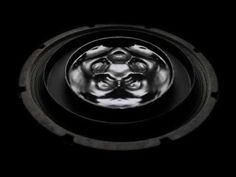 Cymatics slow motion