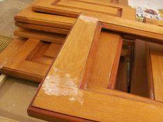 Komoda Pomysłów: Jak pomalować meble kuchenne? Relax, Wood, Kitchen, Crafts, Home Decor, Cooking, Manualidades, Decoration Home, Woodwind Instrument