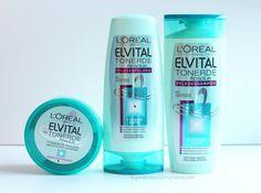 Elvital Tonerde Absolue Haarpflegeserie @goldenbeautymom #haircare #hair #elvital #detox #review #lorealparis