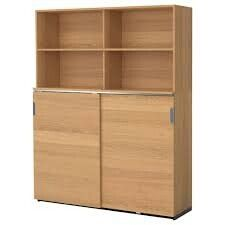 Files Organizer Ideas For Your Home Office With Ikea Wood Filing Cabinets