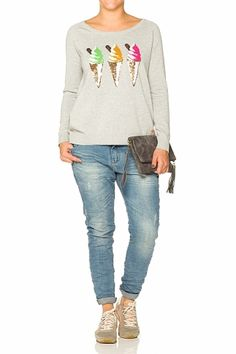 Sweater Lieblingsstuck now by besodifferent.nl