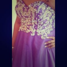 Prom dress Only worn once, great condition. Serious inquiries only Dresses Prom