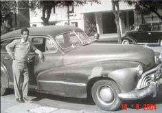 Oldsmobile 1947 Cid Coirolo de Almeida SHOWROOM IMAGENS DO PASSADO resgatando histórias