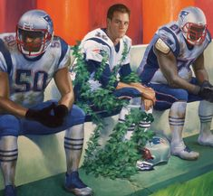 Drew Bledsoe's injury in 2001 made way for a then-unknow Tom Brady to lead the Patriots.