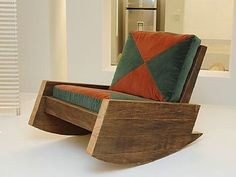 Reclaimed-Wood Furniture