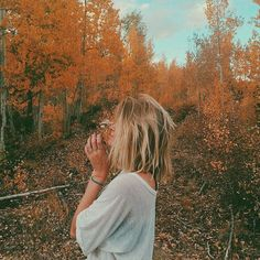 free | fall | autumn | leaves | girl | tree