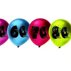 Ballons jubilés