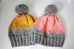 Superhelppo syyspipo   Ystäväni neula ja lanka Slouchy Hat, Bad Hair Day, Crafts To Do, Fun Projects, Handicraft, Knitted Hats, Knitting Patterns, Knit Crochet, Winter Hats