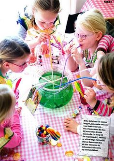 Kinderfeestjes: Pippi feestje KEK Slumber Parties, Birthday Parties, Pippi Longstocking, Jungle Party, Disco Party, Party Activities, Childrens Party, Animal Party, Diy For Kids