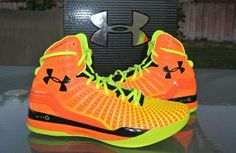 Steph Curry's Basketball Shoes