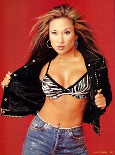 WCW Nitro Girl Chae