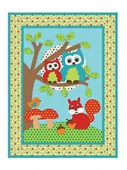 Goodnight Owl Wall Hanging Pattern