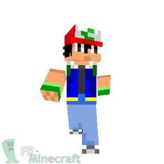 Minecraft Ash Skin!