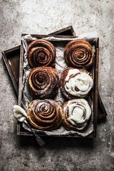 Cinnamon Buns /