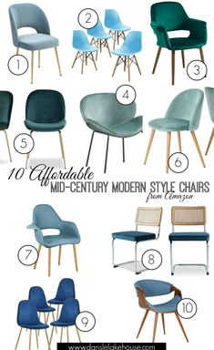 Admirable 39 Best Mid Century Chair Images In 2019 Mid Century Chair Andrewgaddart Wooden Chair Designs For Living Room Andrewgaddartcom