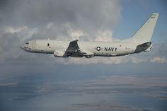 A look at the P-8 Poseidon, Britain's new submarine hunter