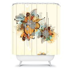 Deny Designs Iveta Abolina Shower Curtain