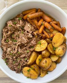 5 Ingredient Slow Cooker Pot Roast