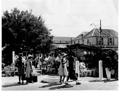 Charles Square, Montego Bay, St. James, Jamaica [date unknown] | Flickr - Photo Sharing!