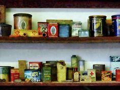 Corner Grocery Store Print By Susan Savad