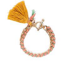 I love the Ettika Chain Link Bracelet from LittleBlackBag