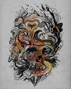 Life + Death  by nicebleed