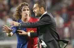 """Guardiola: """"Puyol es uno de los mejores de la historia del club"""""""