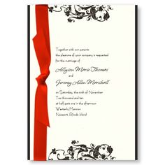 Prestige Wedding Invitations by TheAmericanWedding.com