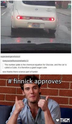 It took me a second then I laughed so hard. Oh Finnick. You can offer me a sugar cube anytime....oh wait....DAMN YOU SUZANNE COLLINS!!!