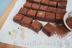Catschunies: Schokoladenkuchen mit Kardamom // Chocolate cake with kardamom
