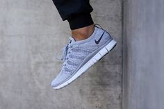 The amazing Nike Free Flyknit NSW Wolf Grey just landed with another retailer.  http://ift.tt/1SC6H3V