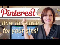 How to Find Your Pins on Pinterest - Oh So Pinteresting