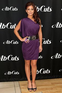 Not a big fan of Jwoww, but I love this dress