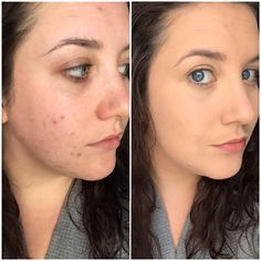 Younique Touch Liquid Concealer and Liquid Foundation