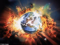 The human race could be on the precipice of a world-ending apocalypse, according to a statistics expert.'Our key conclusion is that the annual risk of global catastrophe currently exceeds 0.2%,' he claims in a new report