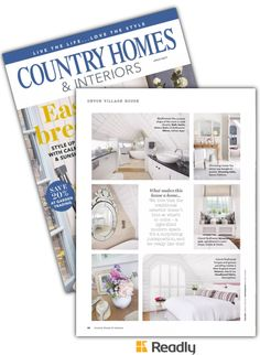 Suggestion about Country Homes & Interiors Magazine Jul 2017 page 28