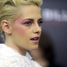 Kristen Stewart does white lace at Billy Lynn's Long Halftime Walk Premiere