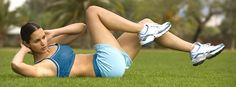 5 Flat Belly Exercises