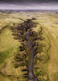 Feathers Canyon - Fjadrargljufur by Mads Peter Iversen - Photo 204417973 / 500px
